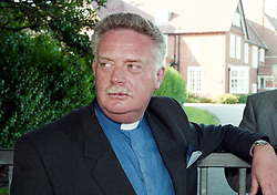 Licensed to London News Pictures 22/11/2013 FILE PICTURE of Reverend Paul Flowers from 1997. Mr Flowers was chairman of the Co-Op Bank from April 2010 to June this 2013. He has been suspended in his role as a Methodist Minister following allegations that he took class A drugs. Photo Credit: Sam Atkins/LNP