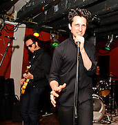 Washington, D.C., - APRIL 17, 2010:  Francis and the Lights take a break from their opening slot on Drake's spring tour of college campuses to play a small club show at DC9. (Photo by Kyle Gustafson/For The Washington Post)