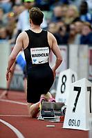 Friidrett , 15. juni 2017 ,  Diamond League , Bislett Games<br /> Karsten Warholm , NOR 400 m h