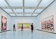 Prada (1) and Tokyo works - Andreas Gursky a new exhibiition. The Hayward Gallery reopens on the Southbank after a major refurbishment.