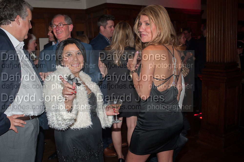 LIBERTAD WEST; SIGAL HILLEL, Rocco Forte's Brown's Hotel Hosts 175th Anniversary Party, Browns Hotel. Albermarle St. London. 16 May 2013