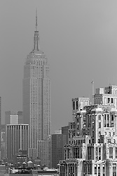 The amazing Empire State Building in New York City