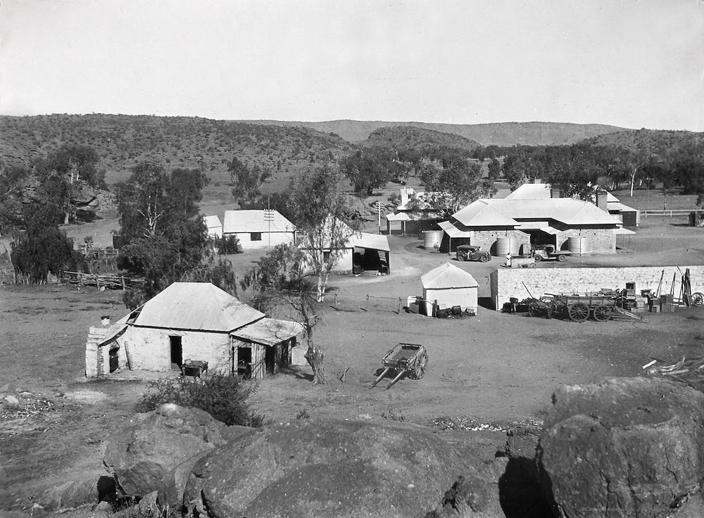 Alice Springs, Central Australia, 1930