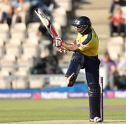 Hampshire's Michael Carberry - Photo mandatory by-line: Robbie Stephenson/JMP - Mobile: 07966 386802 - 04/06/2015 - SPORT - Cricket - Southampton - The Ageas Bowl - Hampshire v Middlesex - Natwest T20 Blast