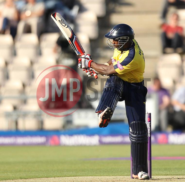 Hampshire's Michael Carberry - Photo mandatory by-line: Robbie Stephenson/JMP - Mobile: 07966 386802 - 04/06/2015 - SPORT - Cricket - Southampton - The Ageas Bowl - Hampshire v Middlesex - Natwest T20 Blast