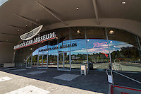 LeMay America's Car Museum, Entrance