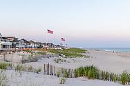 American Flag, Pike's Beach, Westhampton Beach, Westhampton Dunes, NY