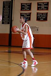 27 December 2005  Day 1, State Farm Holiday Basketball Classic.  <br /> Bloomington High School v Rock Island girls.