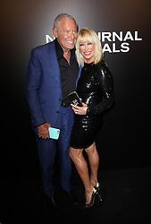 Suzanne Somers with husband Alan Hamel bei der Nocturnal Animals Los Angeles Premiere / 111116 ***Nocturnal Animals Los Angeles Premiere in november 11, 2016***