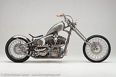 Paul Yaffe's Sailor Jerry Bike
