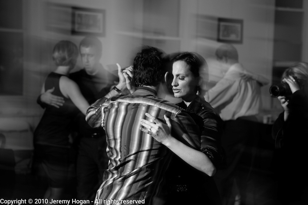 Zero Hour Tango Festival - Milongas