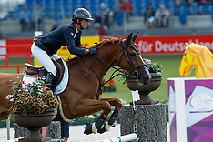 First team and Individual qualifier Jumping Aachen 2015