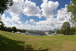 CIC2* Greenwich Park Eventing Invitational<br /> Olympic Test Event - London 2011<br /> © Dirk Caremans
