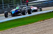 2012 British F3 International Series.Donington Park, Leicestershire, UK.27th - 30th September 2012.Duvashen Padayachee..World Copyright: Jamey Price/LAT Photographic.ref: Digital Image Donington_F3-18323