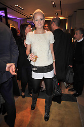 KALITA AL-SWAIDI at a party to launch the book 'Italian Touch' - A Celebration of Italian Lifestyle held at TOD's, 2-5 Old Bond Street, London on 4th November 2009.