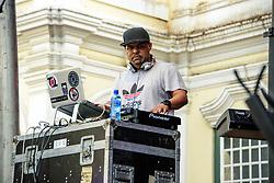 Cape Town Jazz Festival Free Community Concert 2015, Greenmarket Square. Photo by Alec Smith/imagemundi.com