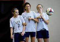 February 7, 2015- Annapolis Key School indoor soccer championship game at DuBurns Areana in Baltimore versus the Park School.