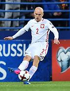 Montenegro-Poland 26th March
