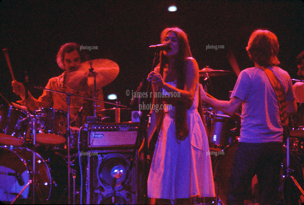 Grateful Dead performing The Hartford Civic Center on May 28, 1977