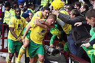 Aston Villa v Norwich City 271012
