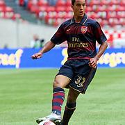 NLD/Amsterdam/20070802 - LG Amsterdams Tournament 2007, Lazio Roma - Arsenal, Theo Walcott