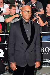 GQ Men of the Year Awards 2013.<br /> Samuel L Jackson during the GQ Men of the Year Awards, the Royal Opera House, London, United Kingdom. Tuesday, 3rd September 2013. Picture by Nils Jorgensen / i-Images