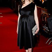 NLD/Amsterdam/20100324 - Premiere film First Mission, zwangere Anniek Pheifer