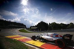 August 24, 2018 - Spa-Francorchamps, Belgium - Motorsports: FIA Formula One World Championship 2018, Grand Prix of Belgium, .#35 Sergey Sirotkin (RUS, Williams Martini Racing) (Credit Image: © Hoch Zwei via ZUMA Wire)