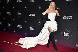 Gwen Stefani attends the 2019 E! People's Choice Awards at Barker Hangar on November 10, 2019 in Santa Monica, CA, USA. Photo by Lionel Hahn/ABACAPRESS.COM