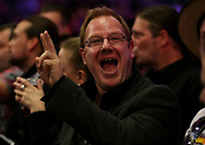 Matthew Jefferies (SAP Director) during the PDC World Darts Championship Final at Alexandra Palace, London, United Kingdom on 1 January 2018. Photo by Chris Sargeant.