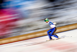Poland, Zakopane - 2018 January 28: Ziga Jelar from Slovenia is landing on the snow while 18th World Cup Competition Men's HS140 Large Hill Individual during FIS Ski Jumping World Cup Zakopane 2017/2018 - Day 3 at Wielka Krokiew jumping hill on January 28, 2018 in Zakopane, Poland.<br /> <br /> Mandatory credit:<br /> Photo by © Adam Nurkiewicz<br /> <br /> Adam Nurkiewicz declares that he has no rights to the image of people at the photographs of his authorship.<br /> <br /> Picture also available in RAW (NEF) or TIFF format on special request.<br /> <br /> Any editorial, commercial or promotional use requires written permission from the author of image.