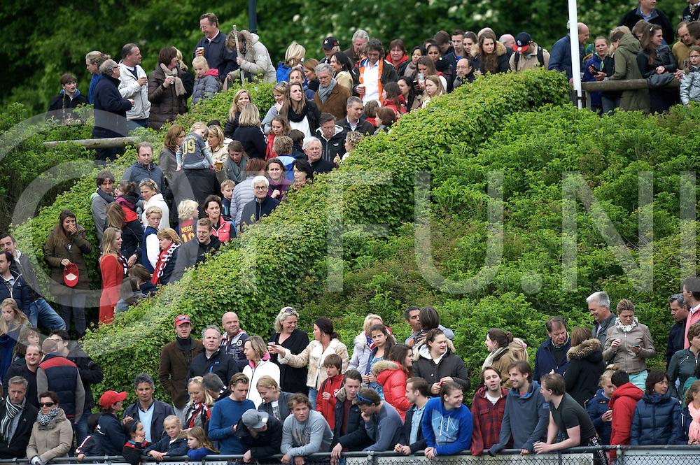 ZEIST - Schaerweijde v HIC.<br /> Hoofdklasse Heren Play Off<br /> Foto: publiek.<br /> FFU PRESS AGENCY COPYRIGHT FRANK UIJLENBROEK