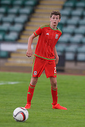 NEWPORT, WALES - Thursday, August 4, 2016: Regional Development Boys' Ollie James-Denham during the Welsh Football Trust Cymru Cup 2016 at Newport Stadium. (Pic by Paul Greenwood/Propaganda)