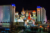The Excalibur Hotel