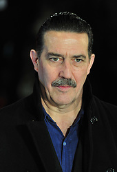 © Licensed to London News Pictures. 24/01/2012. London, England. Ciaran Hinds attends the world premiere of The Woman in Black , Hammer Films new horror movie at The Royal Festival hall  London  Photo credit : ALAN ROXBOROUGH/LNP
