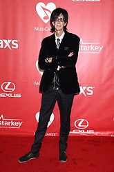 Ric Ocasek lead singer of The Cars has died at the age of 70 after being found unresponsive by estranged wife Paulina Porizkova in his Manhattan townhouse. February 6, 2015 Los Angeles, Ca. Ric Ocasek 2015 MusiCares Person of the Year Gala honoring Bob Dylan held at the Los Angeles Convention Center © Tammie Arroyo/AFF-USA.com. 15 Sep 2019 Pictured: Ric Ocasek. Photo credit: Tammie Arroyo/AFF-USA.COM / MEGA TheMegaAgency.com +1 888 505 6342