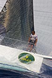 08_019675 © Sander van der Borch. Porto Cervo,  2 September 2008. Maxi Yacht Rolex Cup 2008  (1/ 6 September 2008). Day 1.