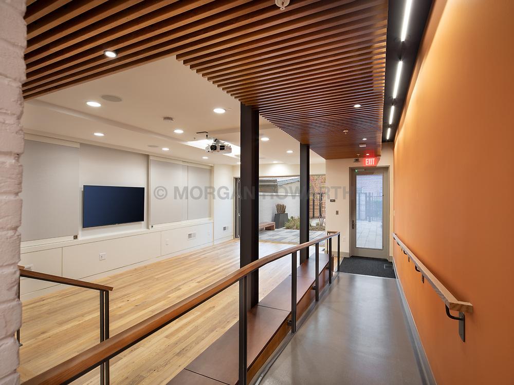 205 C Street Washington, DC interior meeting room