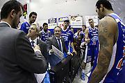 DESCRIZIONE : Capo dOrlando Lega A 2014-15 Orlandina UPEA Basket Acqua Vitasnella Cantu  <br /> GIOCATORE :  Stefano Sacripanti Time Out<br /> CATEGORIA :  Time Out Coach<br /> SQUADRA : Orlandina UPEA Basket Acqua Vitasnella Cantu  <br /> EVENTO : Campionato Lega A 2014-2015 <br /> GARA : Orlandina UPEA Basket Acqua Vitasnella Cantu  <br /> DATA : 14/12/2014<br /> SPORT : Pallacanestro <br /> AUTORE : Agenzia Ciamillo-Castoria/G. Pappalardo <br /> Galleria : Lega Basket A 2014-2015 <br /> Fotonotizia : Capo dOrlando Lega A 2014-15 Orlandina UPEA Basket Acqua Vitasnella Cantu