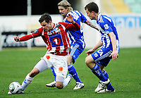 Fotball , 28. januar 2011, Copa del Sol , <br /> Tromsø - IFK Göteborg 0-2<br /> <br /> Remi Johansen , TIL<br /> Andreas Drugge , IFK<br /> Jakob Johansson (15), IFK