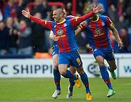 Crystal Palace v Peterborough United 040513