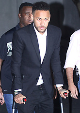 Neymar jr is questioned by police - 13 June 2019