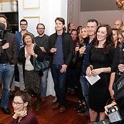 """NLD/Boekpresentatie/20121101 - Boekpresentatie Marian Mudder """" Volgende keer bij Ons"""" ,"""
