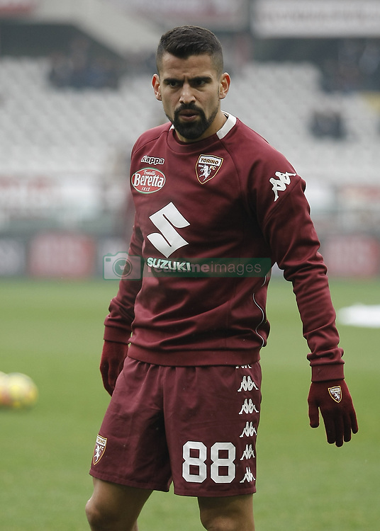 January 6, 2018 - Turin, Italy - Tomas Rincon during Serie A match between Torino v Bologna, in Turin, on January 6, 2018  (Credit Image: © Loris Roselli/NurPhoto via ZUMA Press)