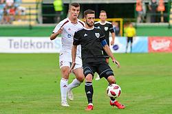 Alen Kozar of NS Mura during football match between NS Mura and NK Triglav Kranj in 1st Round of Prva liga Telekom Slovenije 2018/19, on July 21, 2018 in Mestni stadion Fazanerija, Murska Sobota , Slovenia. Photo by Mario Horvat / Sportida