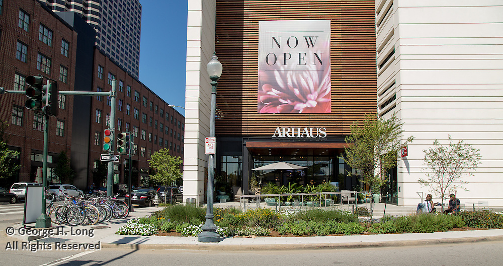Arhaus Furniture Store in the South Market District; Downtown New Orleans, Louisiana