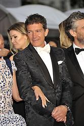May 17, 2019 - Cannes, France, France - 72nd Cannes Film Festival 2019, Red carpet film Dolor y Gloria .Pictured Antonio Banderas (Credit Image: © Camilla Morandi/IPA via ZUMA Press)