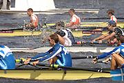 Motherwell, SCOTLAND. Sun A  Finals,  Flag Risers,  2007 FISA U23 World Championship Regatta, Strathclyde Country Park, North Lanarkshire 29/07/2007 [Mandatory credit Peter Spurrier/ Intersport Images]
