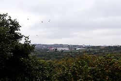 A general view of Oakwell, home to Barnsley - Mandatory by-line: Robbie Stephenson/JMP - 17/10/2020 - FOOTBALL - Oakwell Stadium - Barnsley, England - Barnsley v Bristol City - Sky Bet Championship