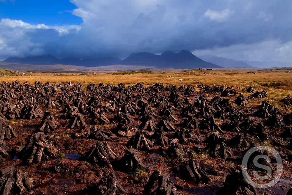 Photographer: Chris Hill, Derrigimlagh Bog, Connemara